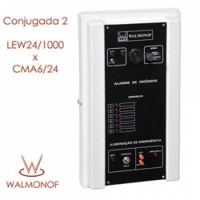 Central Conjugada 2 – LEW24/1000 x CMA6/24