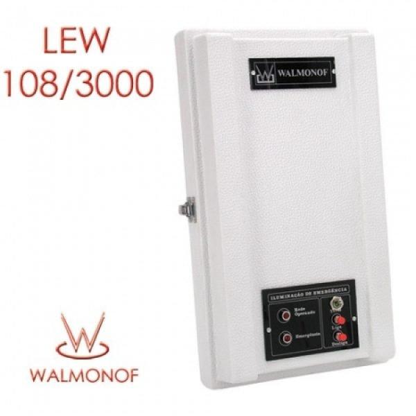 Central de Iluminação em 108Vcc – Potência 3000W