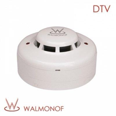 Detector de Temperatura Termo-Velocimétrico