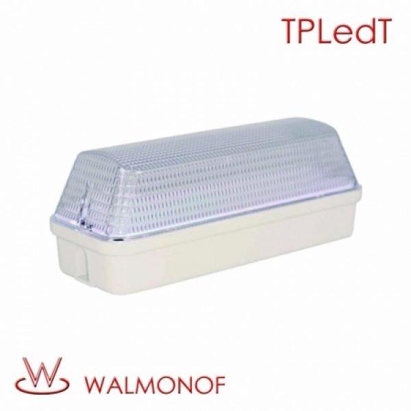 Luminária de Emergência à prova de tempo com LED em SMD
