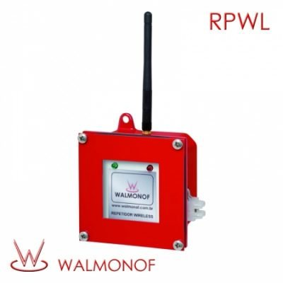Repetidor de RF Sem Fio