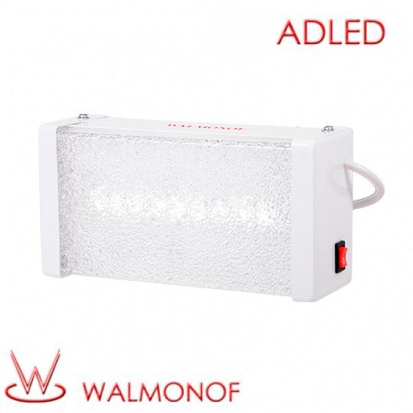 Iluminação de Emergência Autônoma para aclaramento ou balizamento com LED em SMD